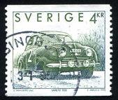 Saab — Foto de Stock