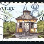 Постер, плакат: Pavilion of Emanuel Swedenborg