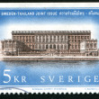 Royal Palaces in Sweden — Stock Photo