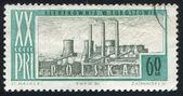 Central eléctrica — Foto de Stock