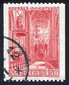 Catedral de uppsala — Foto de Stock