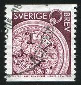 Watch of King Karl XII — Stock Photo