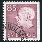 Gustaf VI Adolf — Stock Photo #40530053