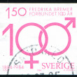 FredrikBremer Association Centenary — Stock Photo #41001543