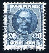 King Frederik VIII — Stock Photo