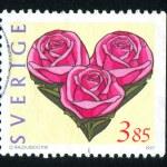 Love Stamp — Stock Photo #43665849
