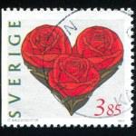 Love Stamp — Stock Photo #43665881