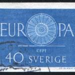 Europa CEPT — Stock Photo #45420587