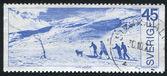 スキー — ストック写真