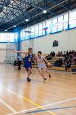 Liga koszykówki młodzieży europejskiej — Zdjęcie stockowe