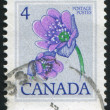 Stamp by Canada — Stock Photo #4712000