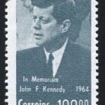 Постер, плакат: John Kennedy