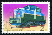 Railway — 图库照片