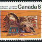 Postage stamp — Stock Photo #5535981