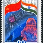 Postage stamp — Stock Photo #6017726