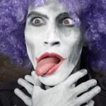 Постер, плакат: Crazy clown