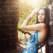 Foto Stock: Summer glamour