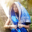 Stock Photo: Indian fashion