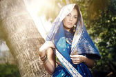Indian fashion — Stockfoto
