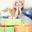 Christmas gifts — Stock Photo #13852348