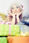 Christmas gifts — Stockfoto