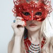 Stock Photo: Masquerade