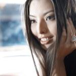 Asian beauty — Stock Photo