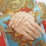 俄罗斯民族服装 — 图库照片 #45321183