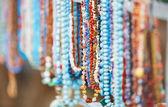 Handmade beads — Stock Photo