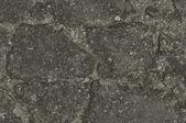 Damaged cracked asphalt pattern texture — Stock Photo