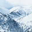 High mountains in Georgia in the winter time — Stock Photo #28208491