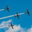 Air Show 2013, Radom 30 August 2013 — Stock Photo