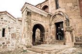 Chiesa storica vecchia medievale in georgia — Foto Stock
