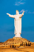 Christ the King Monument — Stock Photo