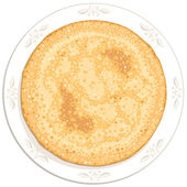 Pfannkuchen — Stockvektor