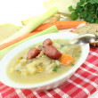 Постер, плакат: Fresh cooked white cabbage stew