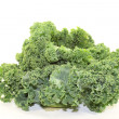 Kale on a light background — Stock Photo