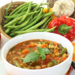 Minestrone — Stock Photo #13689346