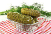 Gherkins — Stock Photo