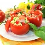 Stuffed tomatoes — Stock Photo #29884233