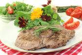 Sirloin steak — Stock Photo