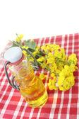řepkový olej — Stock fotografie