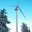 Wind turbine — Stock Photo #11279424