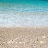 Deniz kum plaj — Stok fotoğraf