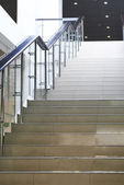Staircase in the mall — Stock Photo