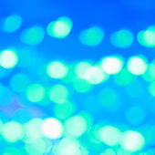 Abstract blue lights — Stock Photo