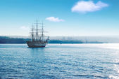 Sailing vessel — Stockfoto