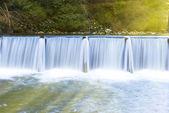 Waterfall cascade — Stock Photo