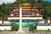 Klasztor indyjski tybet — Zdjęcie stockowe