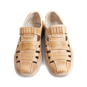 Pair of sandals — Stockfoto
